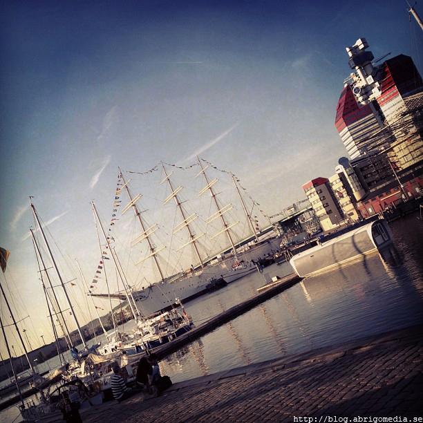 Gothenburg ship by Paul Philip Abrigo