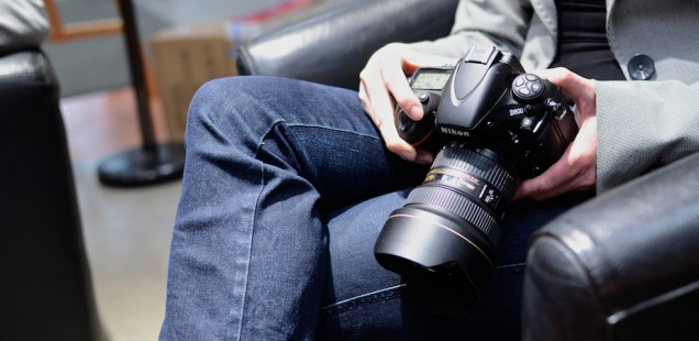Meeting with Nikon
