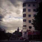 Street in Stockholm by Paul Philip Abrigo