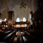 Tyska Kyrkan in Stockholm Old Town by Paul Philip Abrigo