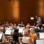 Rehearsal in Gothenburg by Paul Philip Abrigo